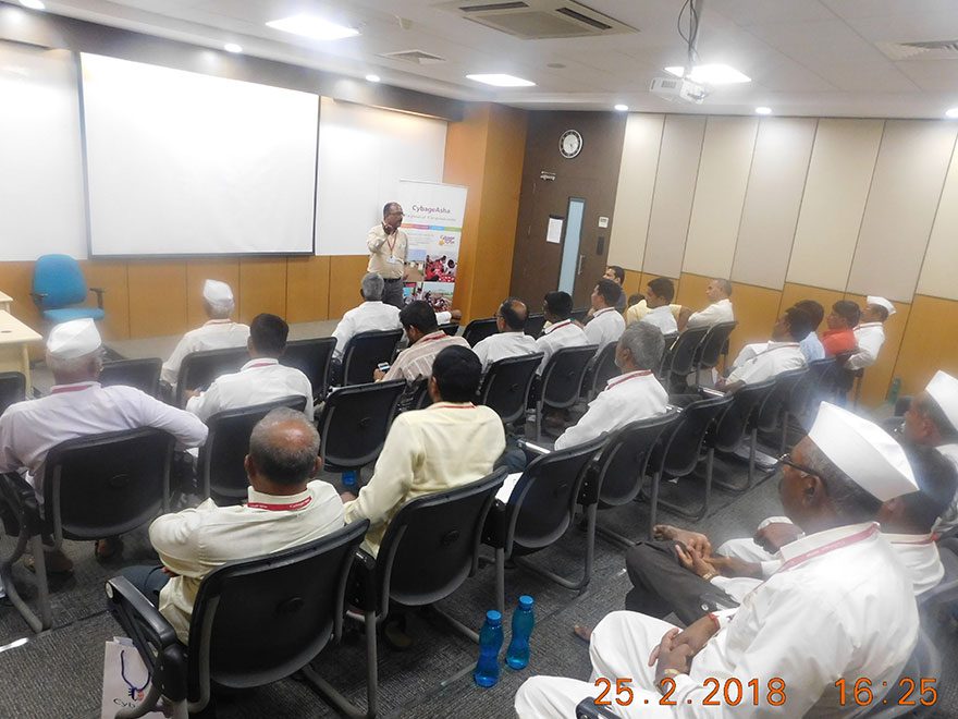 CybageAsha conducted workshop on water resource management